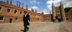 Leading feeder schools to Eton College