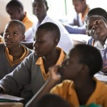 Christmas Appeal for Education in Africa in support of the charity PEAS