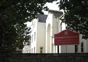 Kensington Prep school visit