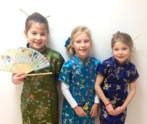 Chinese New Year and Mandarin at London schools