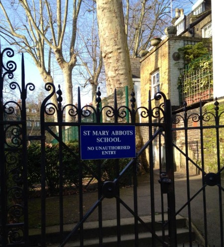 Starting Primary School 2015: London catchment areas