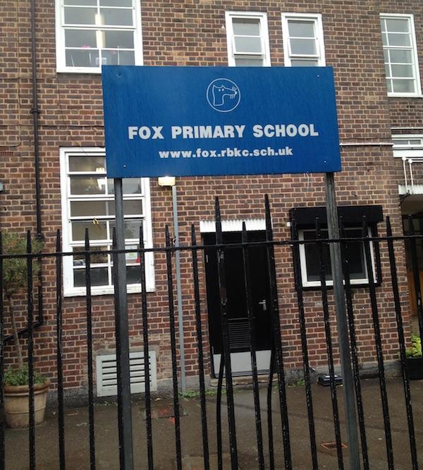 fox primary