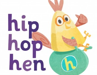 Interview with Hip Hop Hen phonics app founders