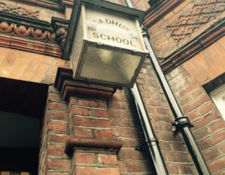 A visit to Broadhurst School in Hampstead