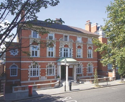 The Hampshire School, Manresa Road Chelsea