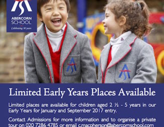 London's top nursery and preschools